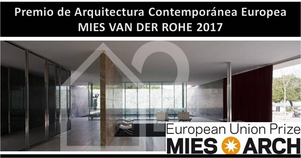 Premio de arquitectura contempor nea mies van der rohe - Premio mies van der rohe ...