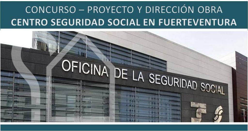 Concurso proyecto y direcci n centro seguridad social for Oficinas de la seguridad social en granada