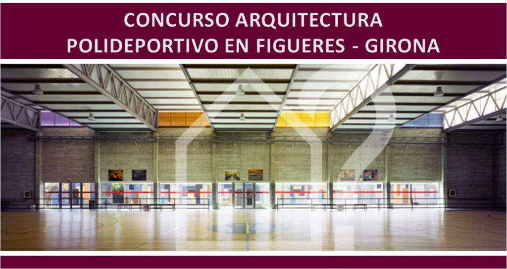 Concurso polideportivo figueres girona concursos asesorarq blog arquitectura - Arquitectura girona ...