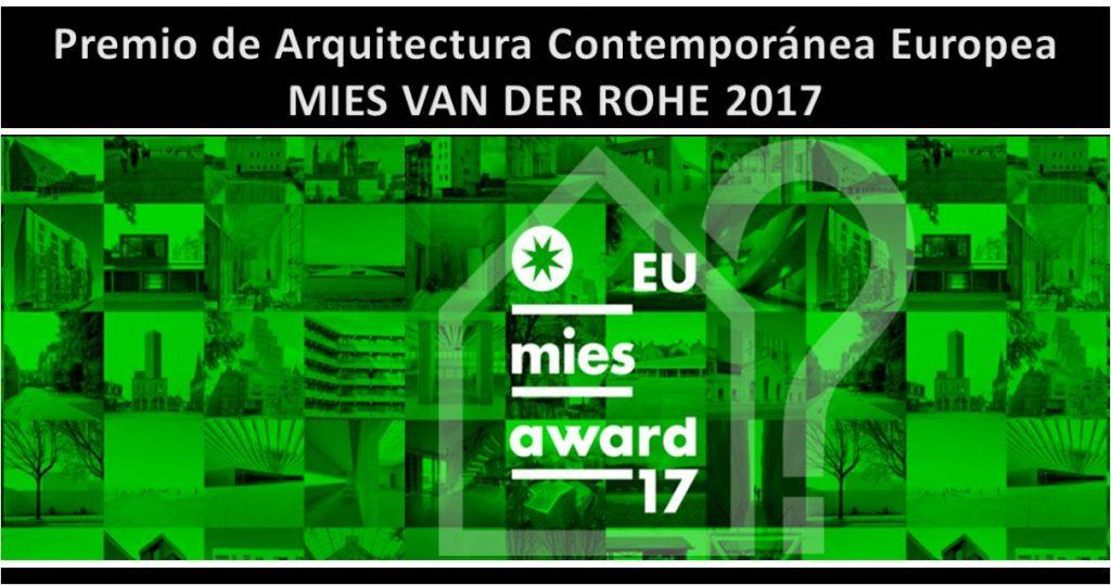 Finalistas premio mies van der rohe 2017 arquitectura - Premio mies van der rohe ...