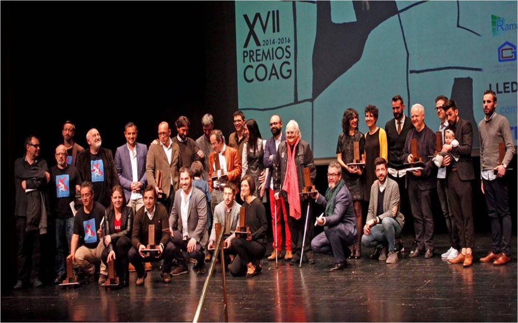 Gala-premios-coag-2017-premiados
