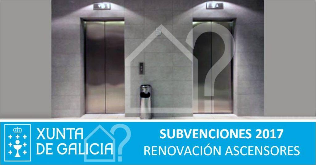 asesorArq-subvenciones-renovacion-ascensores-Galicia-2017