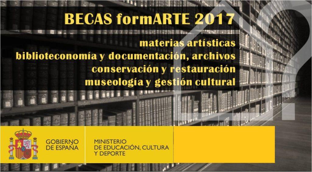 Becas formarte 2017 materias instituciones culturales for Arquitectura materias
