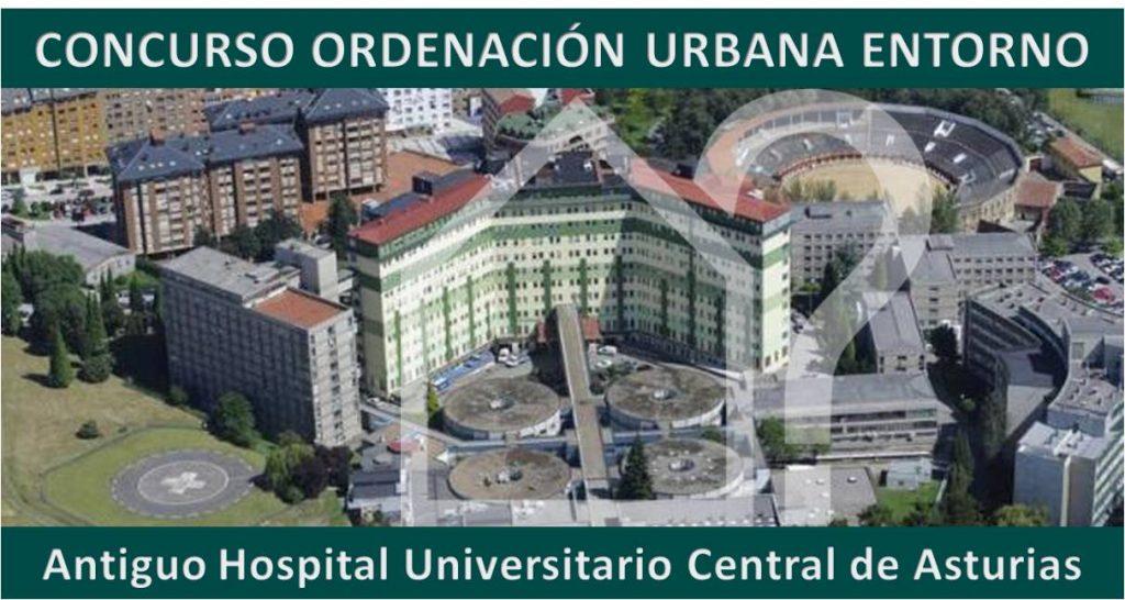 Concurso ordenaci n urbana antiguo hospital oviedo concursos asesorarq blog arquitectura - Arquitectos en oviedo ...