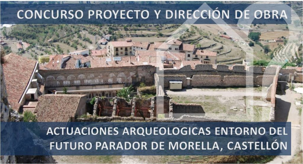 asesorArq-concurso-actuaciones-arqueologicas-parador-morella-castellon