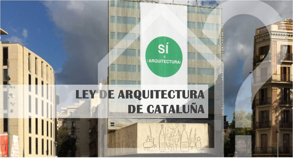 asesorArq-Ley-Arquitectura-Cataluña