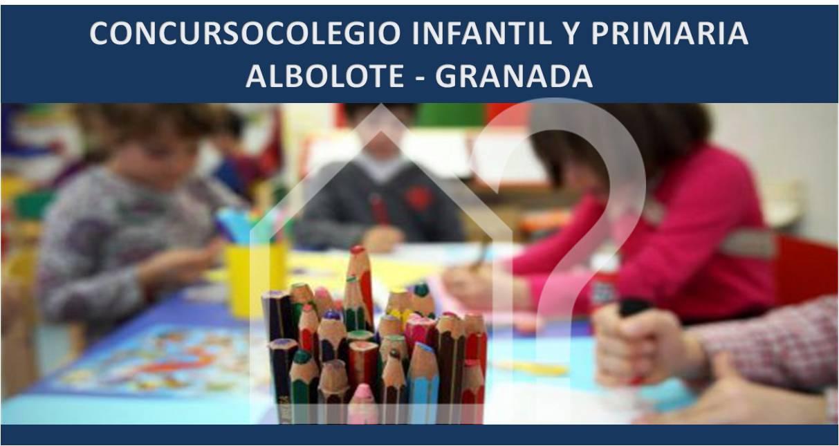 Asesorarq concurso colegio albolote granada asesorarq - Colegio arquitectos granada ...