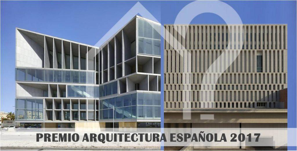Premio arquitectura espa ola 2017 arquitectura premios for Arquitectura espanola