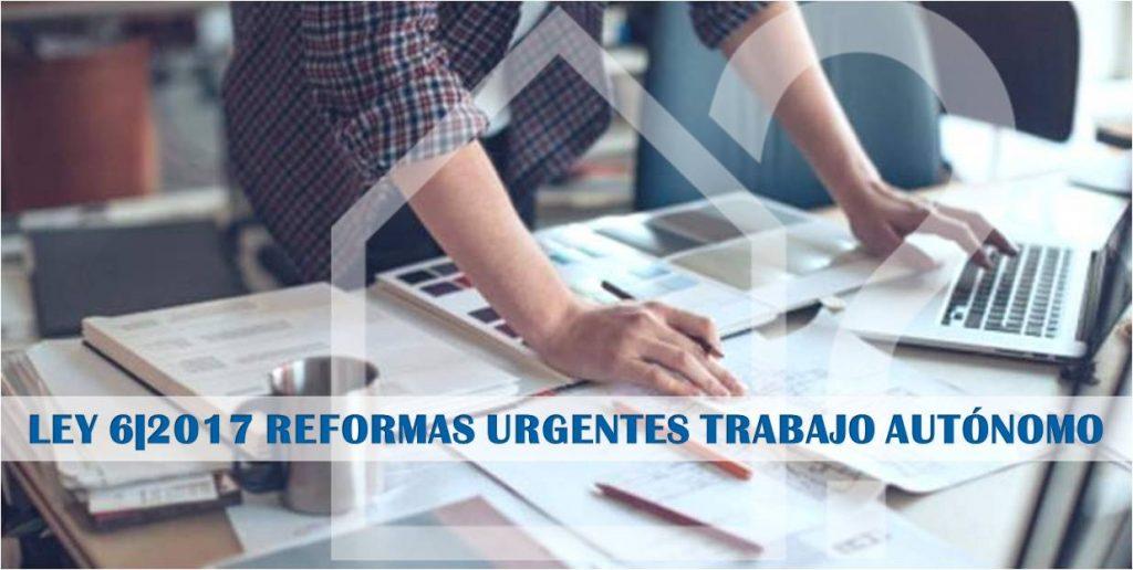 asesorArq-ley-reformas-urgentes-trabajo-autonomo