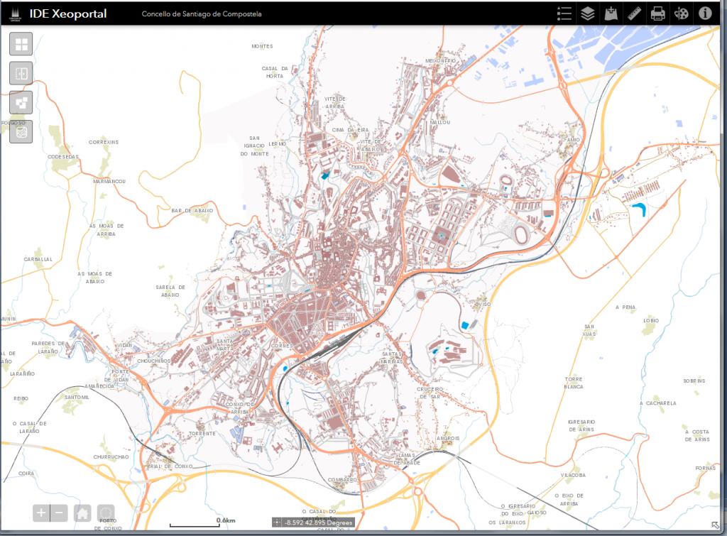 03-Visor-web-Geoportal-Santiago-Compostela