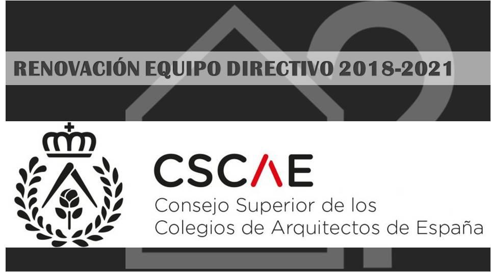 asesorArq-Renovación-Equipo-Directivo-CSCAE