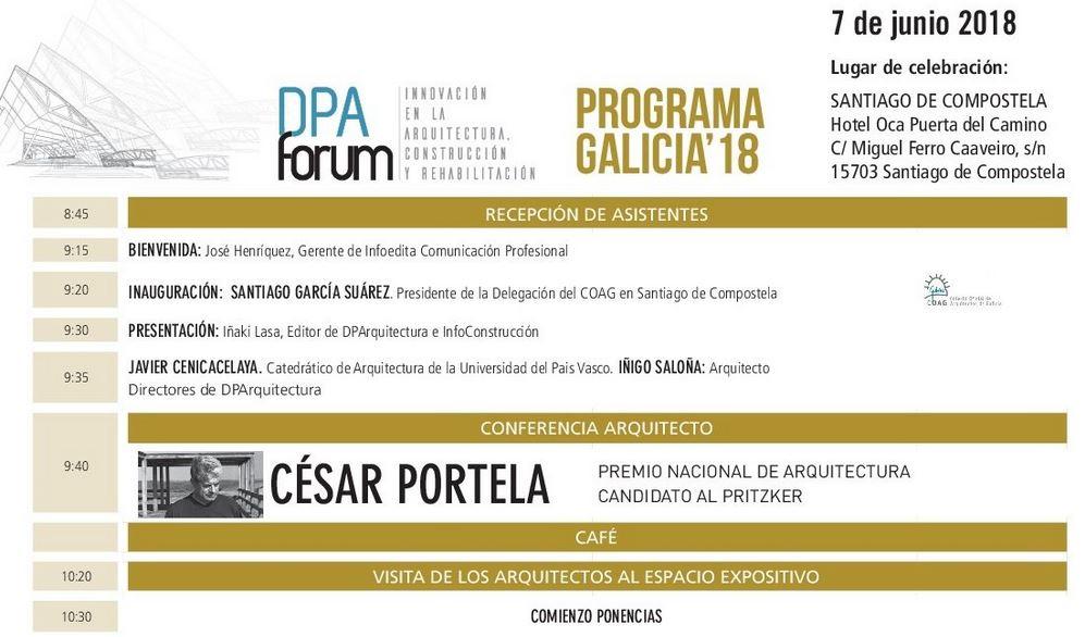 asesorArq-DPA-FORO-GALICIA-2018-Programa